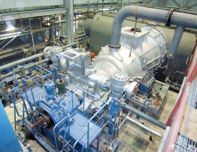 Shin Nippon Machinery (Process Pumps and Steam Turbines
